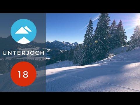 Skigebiet Unterjoch - Spieserlifte