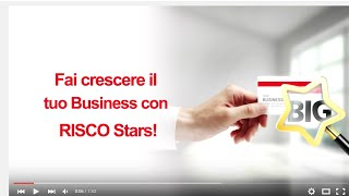 RISCO Stars Partners Program - Italian