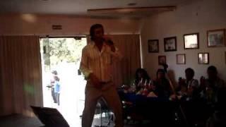 preview picture of video 'PUCHI GALLO EL CHUPACHICHI en Confiteria San Carlos,San Carlos Minas'