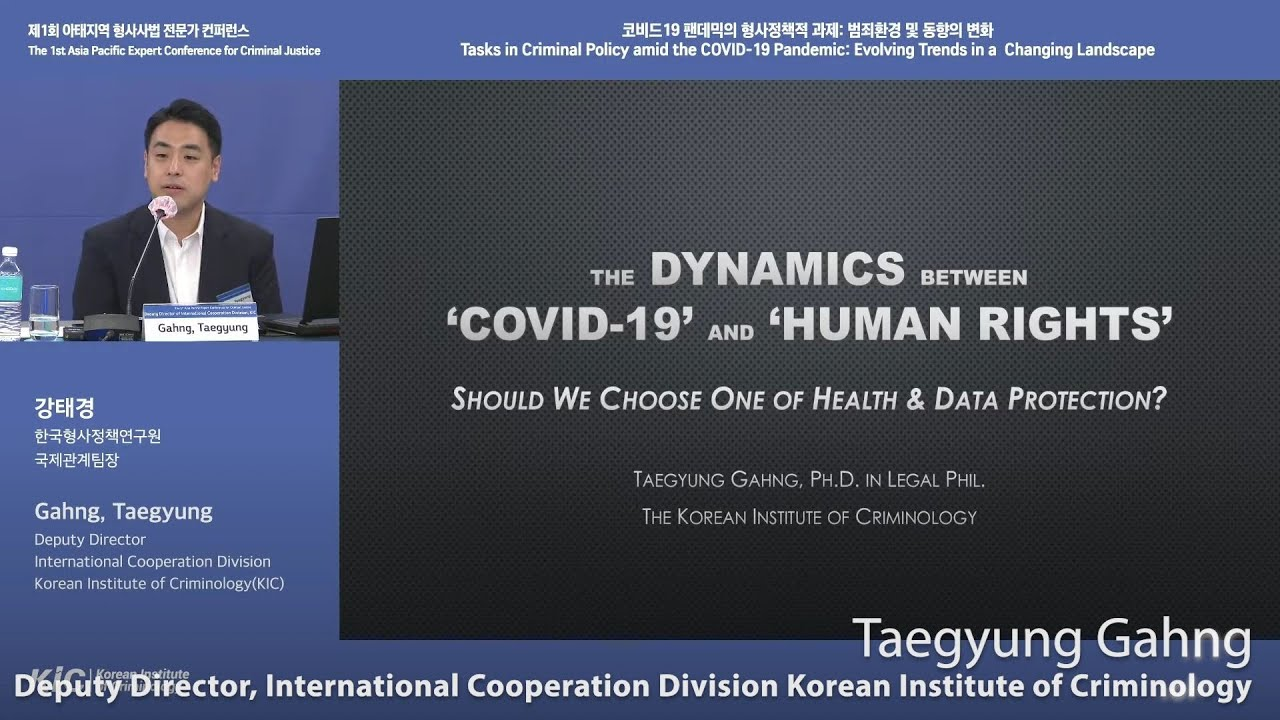 The Dynamics between 'COVID-19' and 'Human Rights': Should We Choose One, either Health or Personal Data Protection? - image