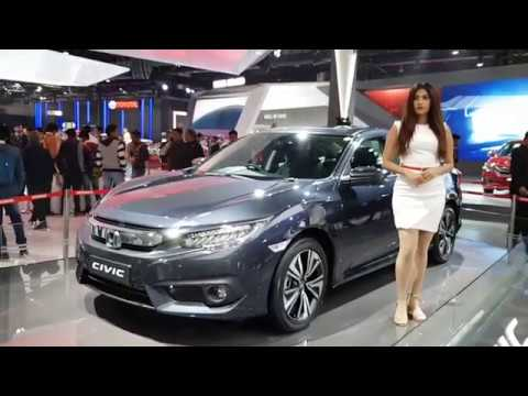 Honda Latest Cars | Amaze, CR-V, Civic