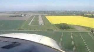 Seagull Airlines Landing EDXB