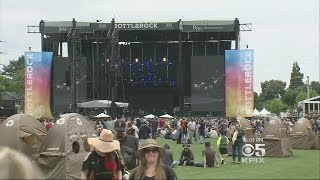 BottleRock Kicks Off In Napa WIth Added Security