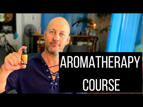 Aromatherapy-Using Essential Oils Online Course