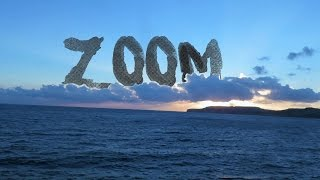 Wondershare Filmora - Zoom in Transition Motion Blur | edit effekt |