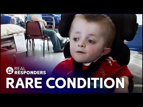 18-Months-Old Ingests Drain Cleaner | Temple Street Children's Hospital | Real Responders