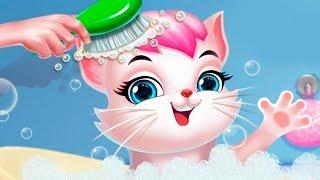 😻МИЛЫЙ КОТИК #1 ❤️Играем в кошку как Анжела в детской игре