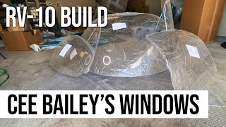 Van's RV-10 Build: Cee Bailey's Windows Unboxing