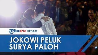 Ketika Jokowi Cemburu pada Presiden PKS, Datangi dan Peluk Erat Surya Paloh saat Kongres Nasdem