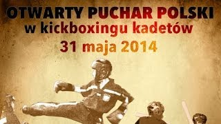 preview picture of video 'KickBoxing: Puchar Polski - Pułtusk 2014'
