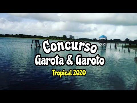 DESFILE DA NOITE NO CONCURSO GAROTA TROPICAL RS 2020