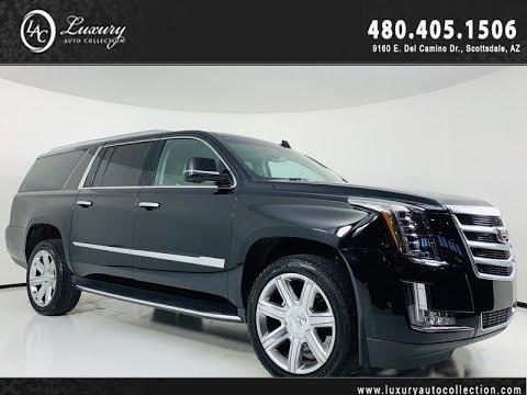 Pre-Owned 2019 Cadillac Escalade ESV Luxury