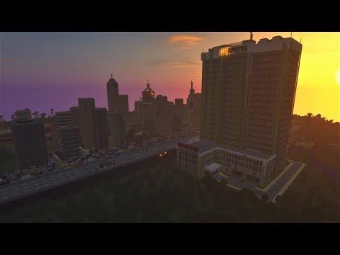 Open World Zombie Apocalypse! Minecraft Project