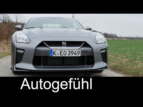 Nissan GT-R Exhaust Sound & Acceleration Performance 0-100/200 km/h 0-60/125 mph - Autogefühl