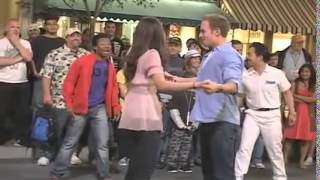 Disneyland Musical Marriage Proposal Disney - Wedding Proposal