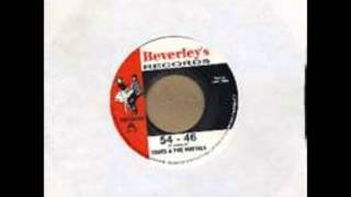 Toots And THe Maytals-54-46 thats my number..