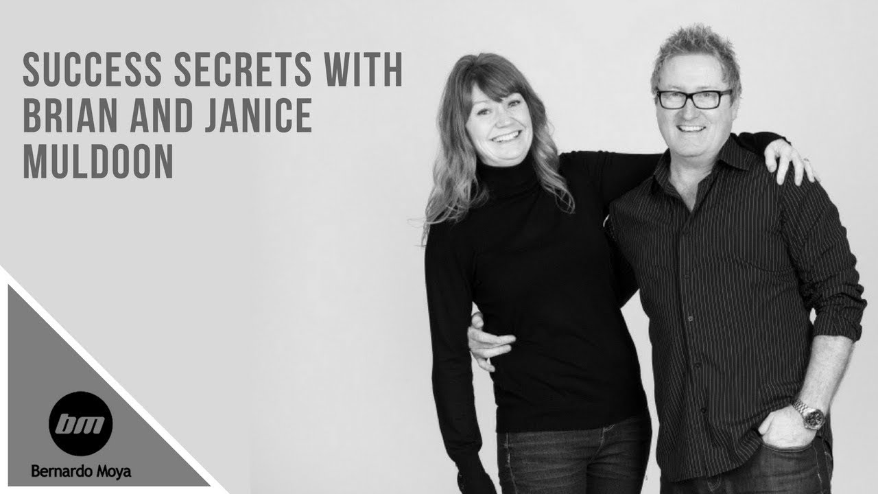 Success secrets of Leading Coaches and Consultants... With Brian and Janice Muldoon