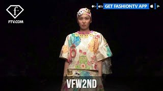 Tokyo Fashion Week Spring/Summer 2018 - VFW2nd | FashionTV