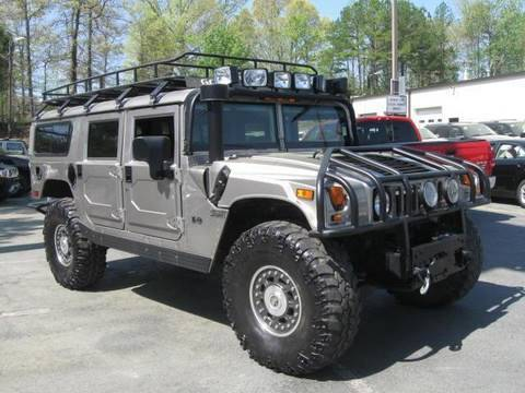 2006 Hummer H1 Alpha In-Depth Review