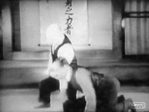 Kime Shiki Nagaoka and Samura Kime shiki - Judo Self Defense