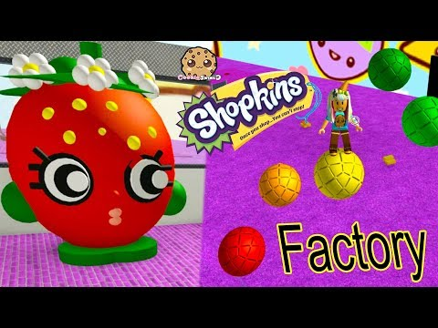 Roblox Sinking Ship Id Youtube Shopkins Factory Roblox Tycoon Game Cookie Swirl C Let S Play Video