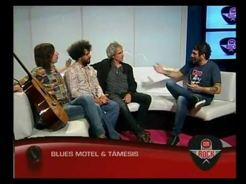Blues Motel video Entrevista CM con Támesis - Diciembre 2015