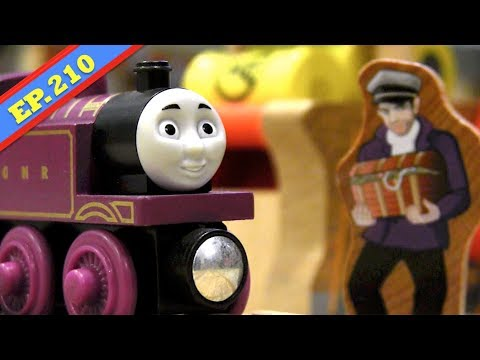 Hatt Trick | Thomas & Friends Wooden Railway Adventures | Episode 210