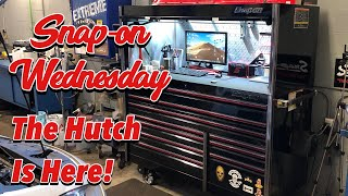 SNAP-ON WEDNESDAY - The Hutch Is Finally Here!