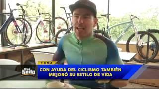 DAVID PRADA PARA EL PROGRAMA LO SÉ TODO.
