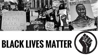 VLOG: BLACK LIVES MATTER PROTEST (Glasgow)