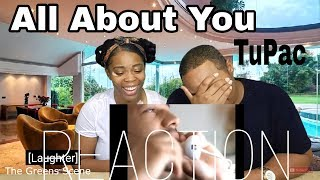 2pac-Tupac All About U REACTION