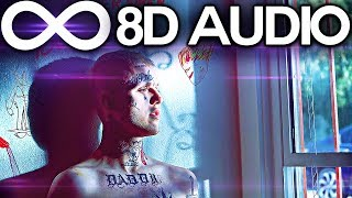 Lil Peep   Cry Alone 🔊8D AUDIO🔊