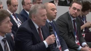 форуме в Сочи обсудили первые итоги работы новых механизмов развития Дальнего Востока