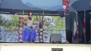 Chantal Andersen- Stereo Love (Canada Day 2012)