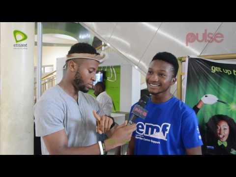 Pulse TV Strivia: Win on Etisalata E-top Blast promo