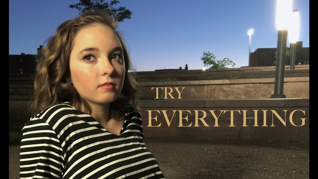 Try Everything Cover by The Autumn Shack