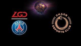 PSG.LGD vs CEC The International 2019 Highlights Dota 2