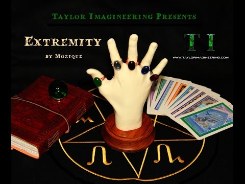 Extremity by Mozique, Taylor Imagineering