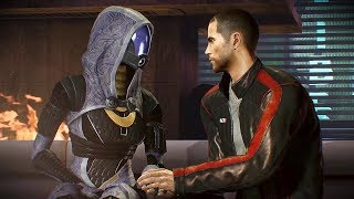 Mass Effect 3 Citadel DLC - Tali singing