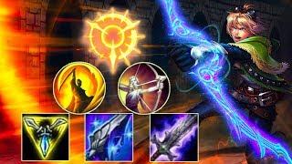 Ezreal Montage #26 - Best Ezreal Plays | League Of Legends