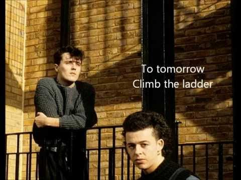 Tears For Fears - The Way You Are w/ lyrics