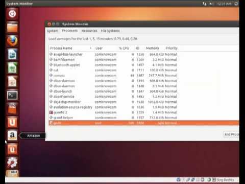 mp4 Linux Ubuntu Task Manager, download Linux Ubuntu Task Manager video klip Linux Ubuntu Task Manager