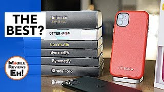Top 3 Otterbox iPhone 11 Cases? - NEW Commuter vs Defender vs Symmetry vs Otter Pop