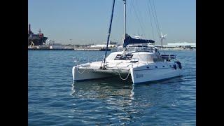 Used Sail Catamarans for Sale 2009 Jaguar 38