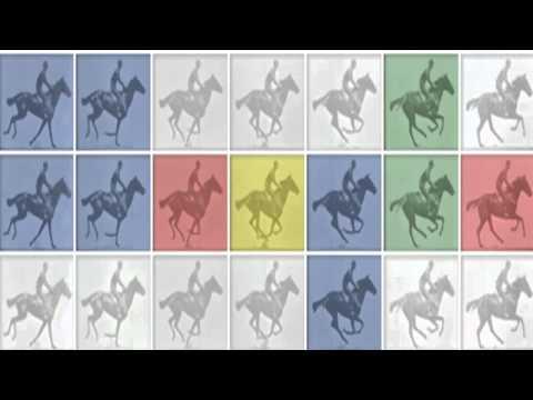 Google 182 aniversario Eadweard J. Muybridge
