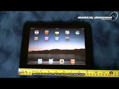 Apple IPad 64Gb Wi-fi & 3G Unboxing with overview