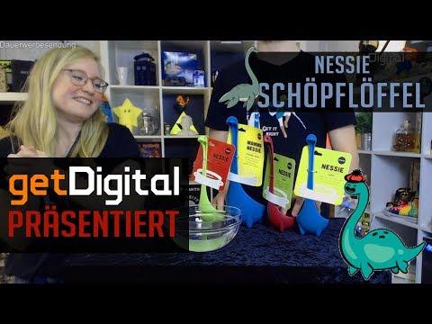 getDigital präsentiert: Nessie Schöpflöffel
