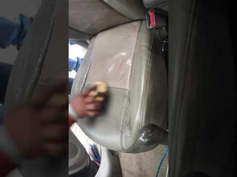 Evershine Car Care seat cleaner