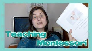 Infant & Toddler Montessori Curriculum || My Montessori House Review