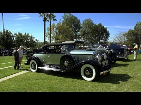 Classic Car Club of America 61st Annual Meeting-Part 1 – Jay Leno's Garage